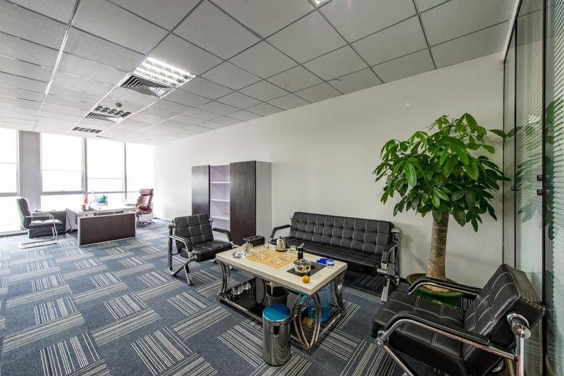 实景案例 | 1650m²GOHOAMC办公室犹如柔滑浓郁的巧克力浮现着优雅与浪漫