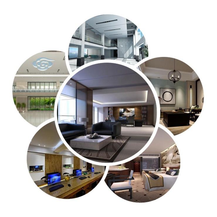 新美集团怎么样?来新美集团看看就知道了,6000平办公空间,一栋新美创意大厦,新美集团旗下有众多子公司,装修设计,净化,家具一站式为你服务,热线:400-7777-347.