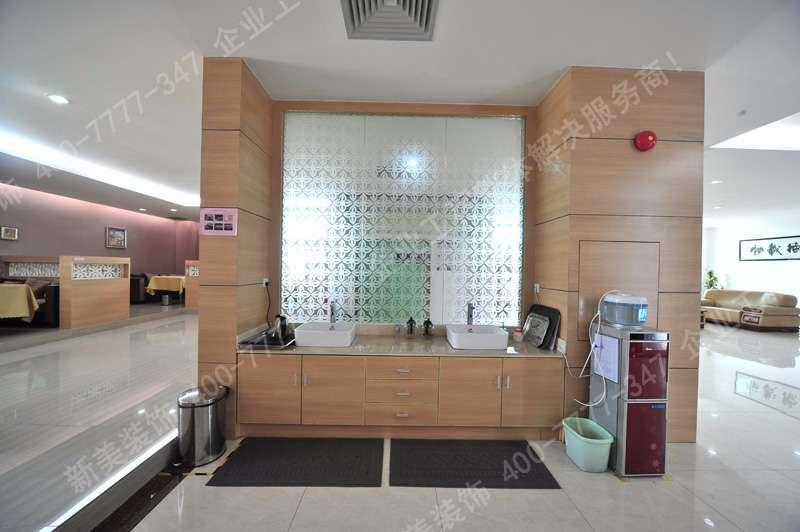深圳厂房装饰 | 卓力能办公空间