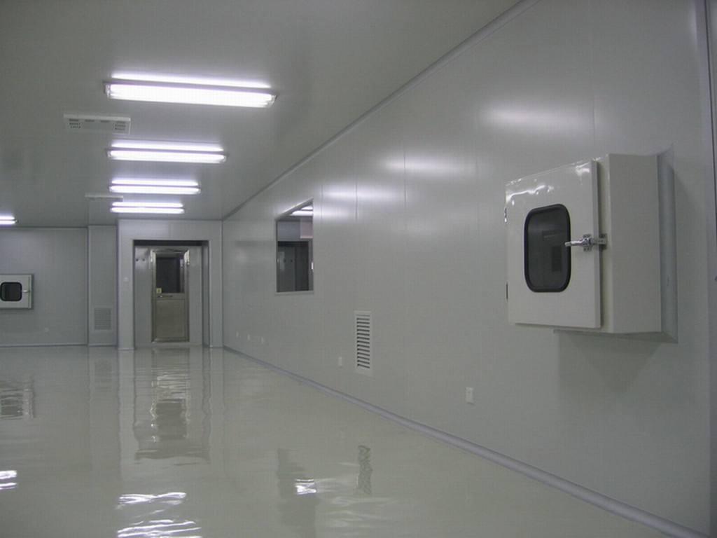 深圳厂房装修之无尘车间装修应该考虑哪些问题?