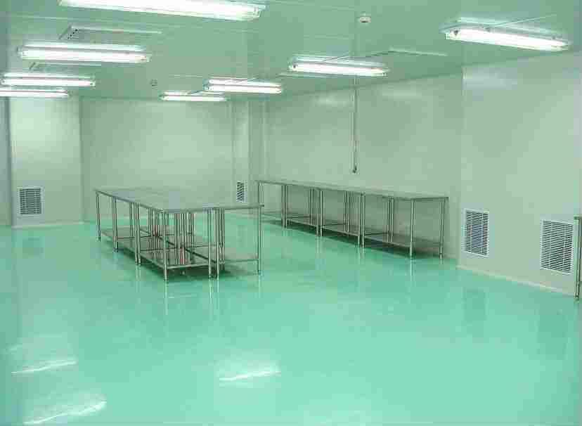 深圳厂房装修之防静电地板安装流程
