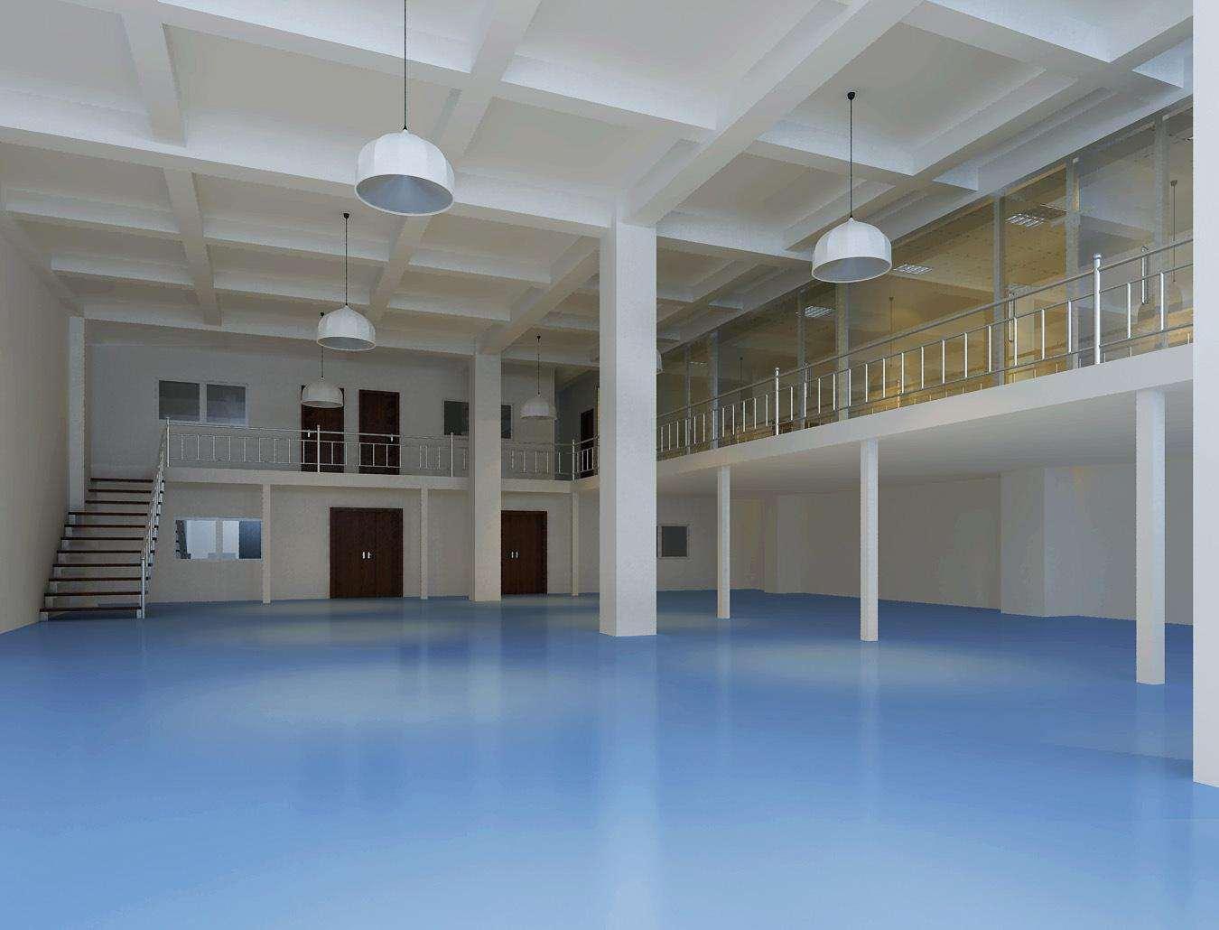 深圳厂房装修的设计与施工