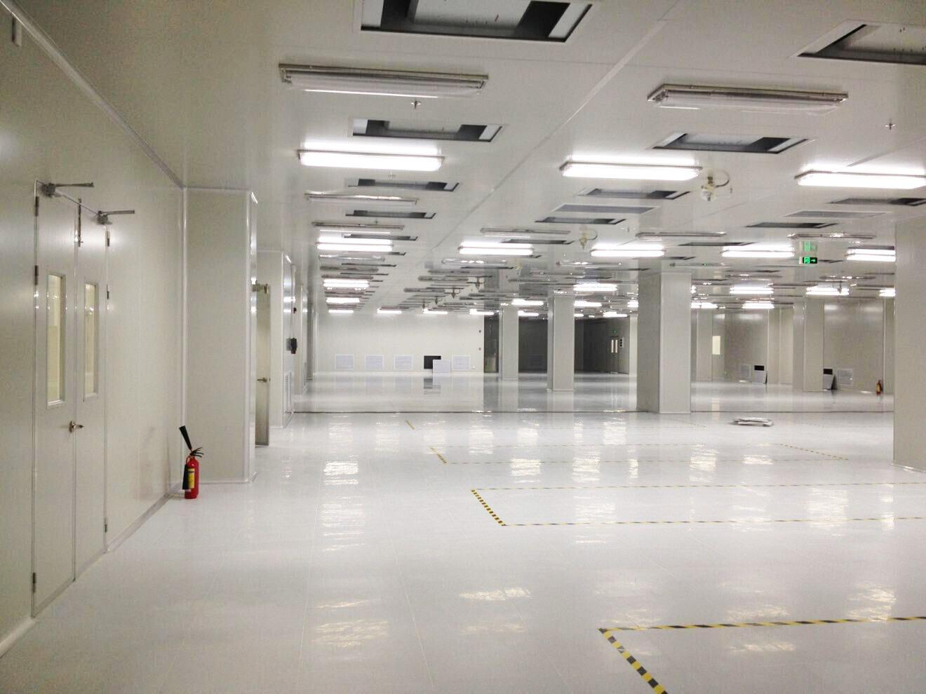 深圳厂房装修中防水涂料的使用